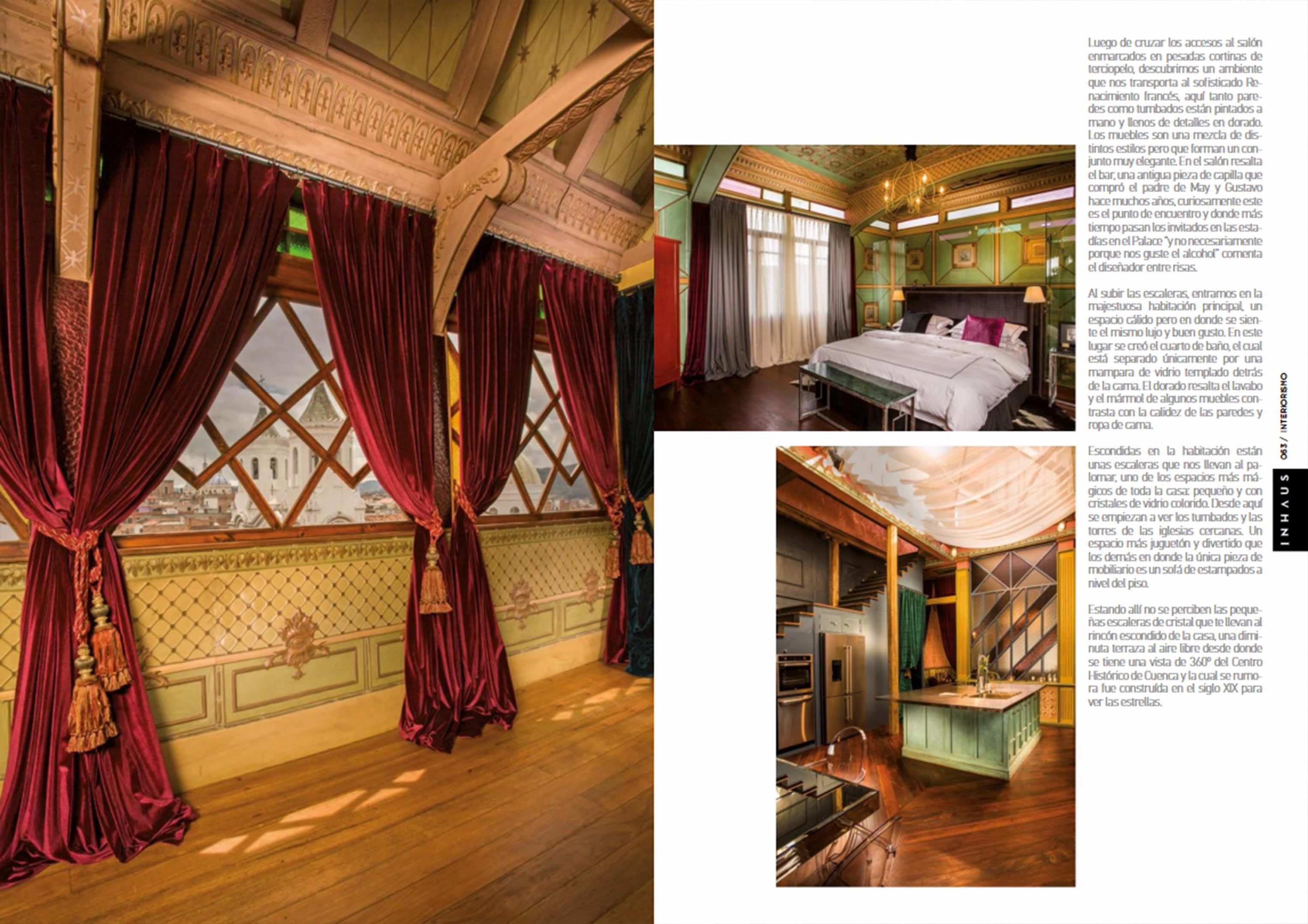 Gm Palace On Inhaus Area 17 Architecture And Interiors # Muebles Fiction